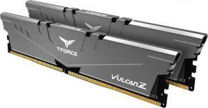 Team T-Force Vulcan Z 16GB (2x8GB) DRAM DDR4 3000MHz DIMM Grey
