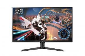 LG 32GK650F-B 31.5 inch 144Hz QHD FreeSync LED Gaming Monitor