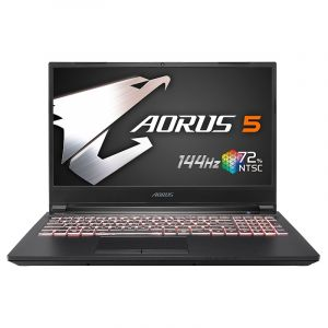 GIGABYTE AORUS 5 SB-7AU1130SH i7 GTX1660Ti Gaming Laptop