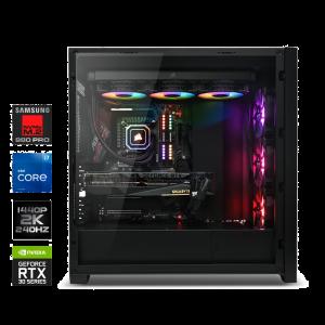 KrakenPower Loki RTX3080Ti Gaming Build