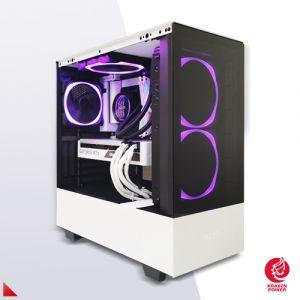 Kraken Power Rossweisse RTX3070 Gaming Build