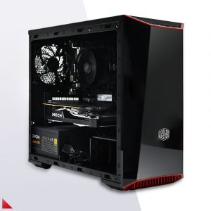 Kraken Power Fenrir Gaming Build with RX6700XT V3