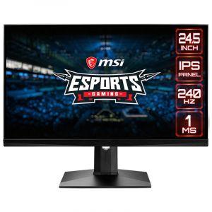MSI Optix MAG251RX 24.5inch 240Hz G-SYNC IPS Gaming Monitor