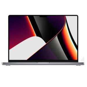 """Apple MacBook Pro 16"""" M1 Pro chip with 10‑core CPU and 16‑core GPU 512GB SSD - Space Grey"""