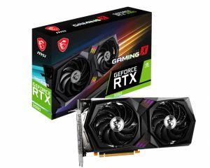 MSI GeForce RTX 3060 GAMING X 12GB Video Card (Limit One Per Customer)
