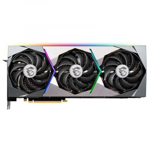 MSI GeForce RTX 3080 SUPRIM X 10GB Video Card (Limit One Per Customer)